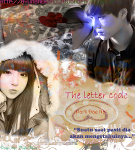 the letter code