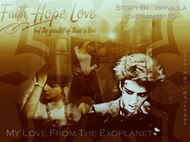 My Love From The Exoplanet