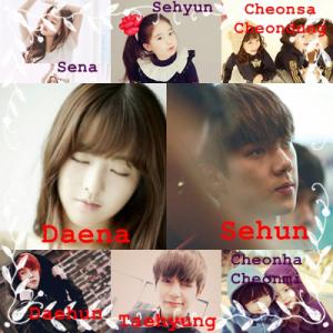 Sehun's Family
