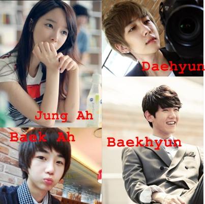 Baekhyun family