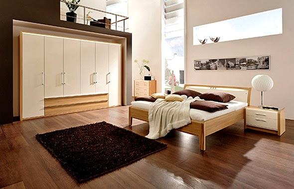 Gambar Desain Kamar Tidur Rumah Minmalis Model Interior Terbaru